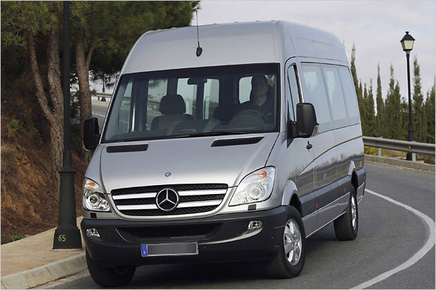 Autonoleggio Mercedes Sprinter
